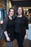 NO FEE PICTURES<br /> 12/4/18 Sisters Dee and Brenda McCormick, Rathfarnham at the launch of Jenny Huston and Leah Hewson's jewellery and fine art collaboration, Edge Only x Leah Hewson at The Dean Dublin. Arthur Carron