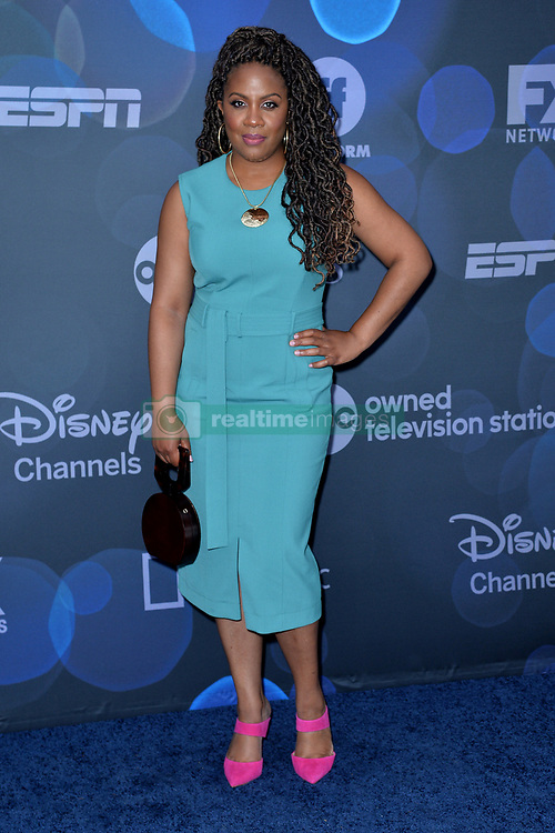 May 14, 2019 - New York, NY, USA - May 14, 2019  New York City..Christina Anthony attending Walt Disney Television Upfront presentation party arrivals at Tavern on the Green on May 14, 2019 in New York City. (Credit Image: © Kristin Callahan/Ace Pictures via ZUMA Press)