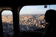 Pocos de Caldas_MG, Brasil...Turista no teleferico em Pocos de Caldas...The tourist in the cable car in Pocos de Caldas...Foto: MARCUS DESIMONI / NITRO