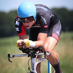 EMMEN (NED wielrennen <br /> Tijdrit Topcompetitie Emmen  <br /> Nils Wolfenbuttel
