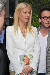 GWYNETH PALTROW at the 2011 RHS Chelsea Flower Show VIP & Press Day at the Royal Hospital Chelsea, London, on 23rd May 2011.