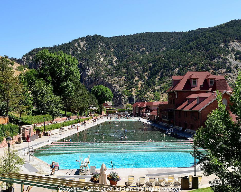 Glenwood Springs Hot Springs, Colorado