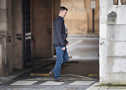 © Licensed to London News Pictures. 16/12/2019. London, UK. Former foreign Secretary Jeremy Hunt  walks at Parliament. Parliament will sit tomorrow with newly elected MPs taking their seats ahead of the State Opening of Parliament on Thursday. Photo credit: Peter Macdiarmid/LNP