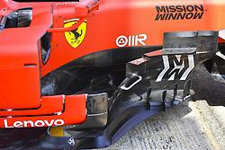 May 9, 2019 - Espagne - Ferrari SF90 front floor (Credit Image: © Panoramic via ZUMA Press)