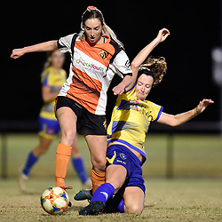 21st October 2020 - Football Gold Coast Womens Metro Div 1 Grand Final: Musgrave v Broadbeach United