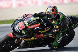 August 12, 2018 - Spielberg, Austria - 55 Malaysian driver Hafizh Syahrin of Team Yamaha Tech 3 race during warm up of Austrian MotoGP grand prix in Red Bull Ring  in Spielberg, on August 12, 2018. (Credit Image: © Andrea Diodato/NurPhoto via ZUMA Press)