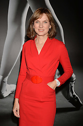 Fiona Bruce at the Giselle Premier VIP Party, St.Martin's Lane Hotel, London England. 11 January 2017.