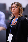 DESCRIZIONE : Trento Nazionale Italia Uomini Trentino Basket Cup Italia Belgio Italy Belgium<br /> GIOCATORE : Flavia Sansoni<br /> CATEGORIA : Ritratto<br /> SQUADRA : Italia Italy<br /> EVENTO : Trentino Basket Cup<br /> GARA : Italia Belgio Italy Belgium<br /> DATA : 12/07/2014<br /> SPORT : Pallacanestro<br /> AUTORE : Agenzia Ciamillo-Castoria/GiulioCiamillo<br /> Galleria : FIP Nazionali 2014<br /> Fotonotizia : Trento Nazionale Italia Uomini Trentino Basket Cup Italia Belgio Italy Belgium
