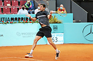 Federico Delbonis of Argentina during the Mutua Madrid Open 2021, Masters 1000 tennis tournament on May 6, 2021 at La Caja Magica in Madrid, Spain - Photo Laurent Lairys / ProSportsImages / DPPI