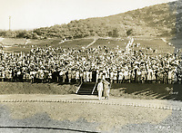 1923 Childrens' concert at the Hollywood Bowl
