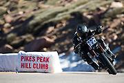 Pikes Peak International Hill Climb 2014: Pikes Peak, Colorado. 777