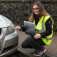 Kate Considine - How much do dirty car headlights affect driver visibility?