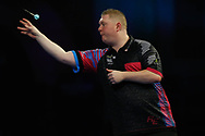 Ricky Evans during the Darts World Championship 2018 at Alexandra Palace, London, United Kingdom on 18 December 2018.