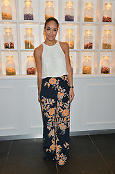 SARAH-JANE CRAWFORD at the launch of hidden bar 'Blind Spot' at St.Martin's Lane Hotel, St.Martin's Lane, London on 6th May 2015.