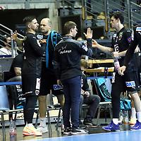 20201124 EHF EL 4,  1.HBL,  FUECHSE BERLIN VS. TATRAN PRESOV