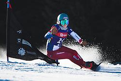 Patrizia Kummer (SUI) during parallel slalom FIS Snowboard Alpine World Championships 2021 on March 2nd 2021 on Rogla, Slovenia. Photo by Grega Valancic / Sportida