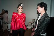 BISHI; TIM NOBLE, Swarovski Whitechapel Gallery Art Plus Opera,  An evening of art and opera raising funds for the Whitechapel Education programme. Whitechapel Gallery. 77-82 Whitechapel High St. London E1 3BQ. 15 March 2012