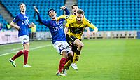 Fotball<br /> Tippeligaen <br /> Vålerenga VIF - Start<br /> Ullevaal Stadion 24.04.16<br /> Niklas Castro<br /> Foto: Eirik Frde