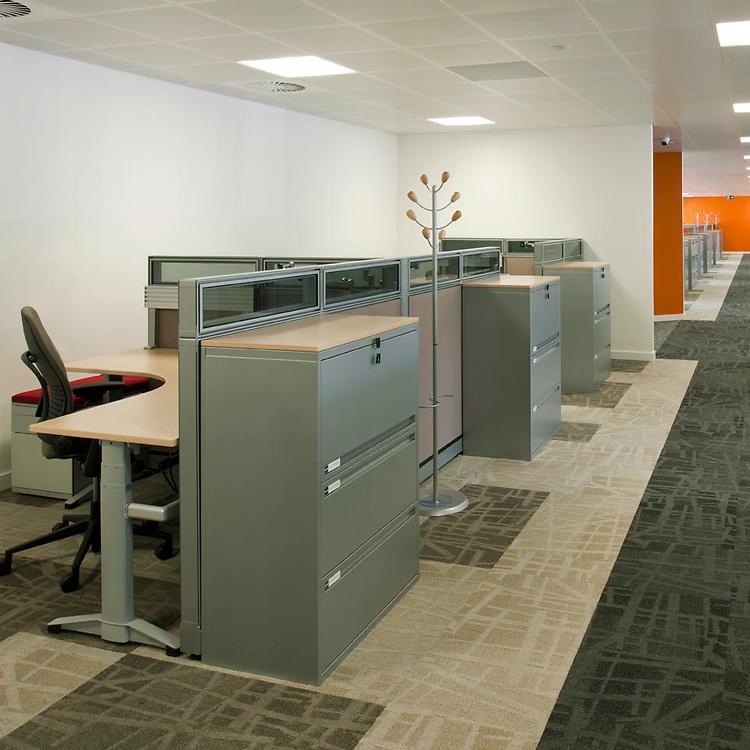 WORK ENVIRONMENT / OFFICE INTERIOR