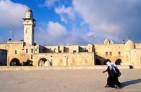 Israel - Jerusalem - Esplanade des mosquées