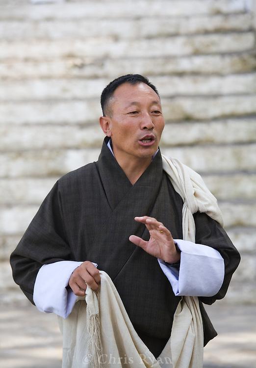 Bhutanese formal dress