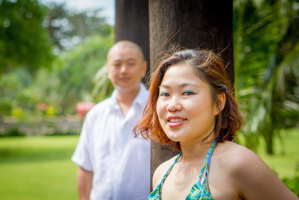 Han and Mandy's Destination Engagement Photography Han and Mandy's Pre- Wedding Photo shoot at Koh Lanta Mandy and Han's wonderful engagement shoot on the Thailand island of Koh Lanta