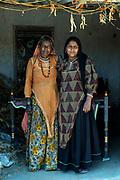 Bhil tribal women, Bhachau, Gujarat, India