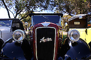 Austin Seven.<br /> 2011 Classic Car Show, Whiteman Park, Perth, Western Australia. March 20, 2011