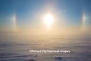 60595-01115 Sunset on tundra, Cape Churchill Wapusk National Park, Churchill, MB