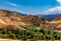 Vorotan area landscape scenic  landmark of Syunik province Armenia eastern Europe