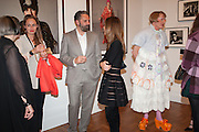 PHILLIPPA PERRY; VIOLA FORT; KEITH TYSON; HEATHER KERZNER; GRAYSON PERRY, Opening of Bailey's Stardust - Exhibition - National Portrait Gallery London. 3 February 2014