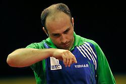 09-05-2011 TAFELTENNIS: WORLD TABLE TENNIS CHAMPIONSHIPS: ROTTERDAM<br /> Gregor Zafostnik SLO<br /> ©2011-FotoHoogendoorn.nl