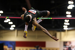 2020 USATF Indoor Championship<br /> Albuquerque, NM 2020-02-15<br /> photo credit: © 2020 Kevin Morris<br /> mens high jump, Nike