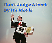 Famous humourous quotes series: Don't judge a book by its movie.<br /> The Criminologist (Narrator) during a RHPS performance, Israel, The Rocky Horror Picture Show (RHPS) first released in the United Kingdom on 14 August 1975, is a science fiction-comedy-horror musical film directed by Jim Sharman from a screenplay by Sharman and Richard O'Brien, The film was based on O'Brien's long-running stage production The Rocky Horror Show.