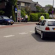 NLD/Huizen/20070518 - Ongeval Ceintuurbaan Huizen, 2 auto's