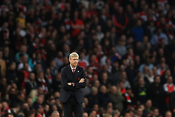 FILE PHOTO: Arsene Wenger is to leave Arsenal at the end of the season, ending a near 22-year reign as manager<br /><br />Arsenal manager Arsene Wenger  ... Arsenal v Lincoln City - Emirates FA Cup - Quarter Final - Emirates Stadium ... 11-03-2017 ... London ... UK ... Photo credit should read: John Walton/EMPICS Sport. Unique Reference No. 30498094 ...