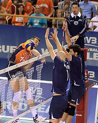 08-06-2014 NED: WLV Nederland - Portugal, Almere<br /> Dick Kooy