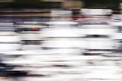 May 24, 2018 - Montecarlo, Monaco - 33 Max Verstappen Max from Netherlands Aston Martin Red Bull Tag Heuer RB14 in the middle of the boats  during the Monaco Formula One Grand Prix  at Monaco on 24th of May, 2018 in Montecarlo, Monaco. (Credit Image: © Xavier Bonilla/NurPhoto via ZUMA Press)