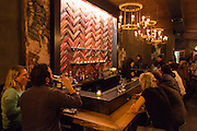 The bar at Xixa.