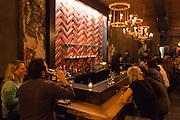 The bar at Xixa.