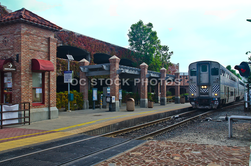 San Juan Capistrano Train Depot