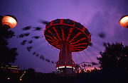 Pittsburgh, PA, Kennywood Amusement Park, West Mifflin, Pennsylvania