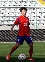 Fifa Womans World Cup Canada 2015 - Preview //<br /> Cyprus Cup 2015 Tournament ( Gsp Stadium Nicosia - Cyprus ) - <br /> South Korea vs Italy 1-2 , Kim Hyeri of South Korea