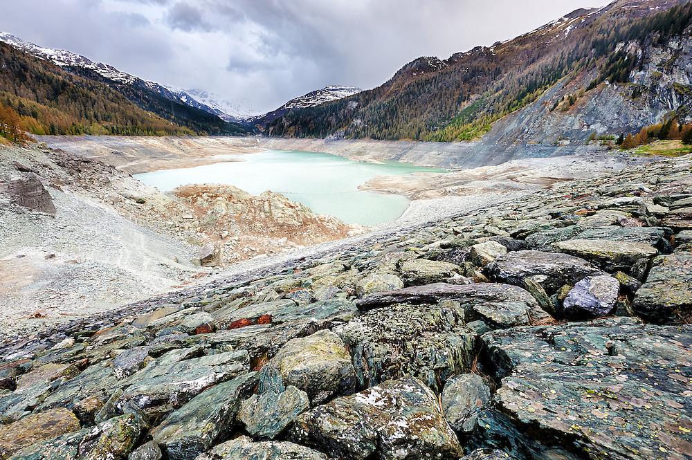 Switzerland - Lai di Marmorera