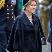 LUX/Luxemburg/20190 504 -  Funeral<br /> of HRH Grand Duke Jean, Uitvaart Groothertog Jean, koningin Sonja van Noorwegen