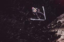 19.01.2019, Wielka Krokiew, Zakopane, POL, FIS Weltcup Skisprung, Zakopane, Herren, Teamspringen, im Bild Dawid Kubacki (POL) // Dawid Kubacki of Poland during the men's team event of FIS Ski Jumping world cup at the Wielka Krokiew in Zakopane, Poland on 2019/01/19. EXPA Pictures © 2019, PhotoCredit: EXPA/ JFK