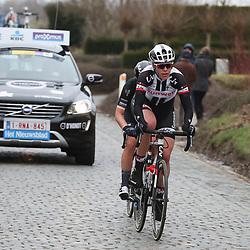 25-02-2017: Wielrennen: Omloop Het Nieuwsblad: Gent  <br />Ellen van Dijk