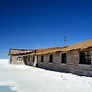 Salar de Uyuni, Bolivia.