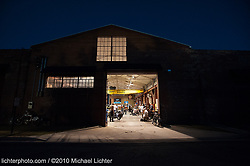 All-Nighter, Repairs at Coker. Chatanooga, TN. 2010<br /> <br /> Limited Edition Print from an edition of 15. Photo ©2010 Michael Lichter.