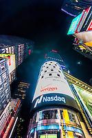 NASDAQ, Times Square, New York, New York USA.